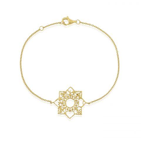 Natalie Perry, Full Flower Bracelet