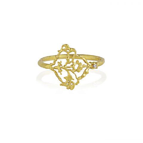 Natalie Perry Jewellery, Petal Ring