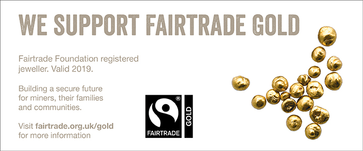 Natalie Perry Fairtrade Gold