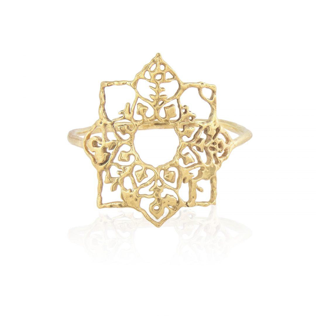 Natalie Perry, Mandala Ring