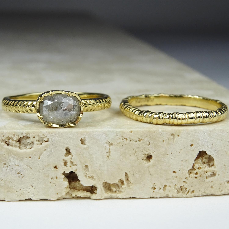 Natalie Perry Jewellery, Sustainable Bridal Jewellery Set
